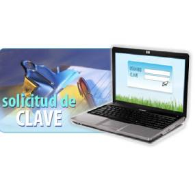 Solicitud Clave Acceso Expedientes ARESEP